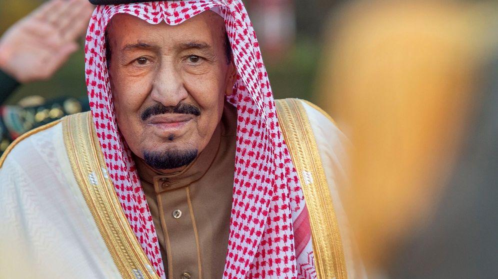 Foto: El rey Salman bin Abdelaziz. (EFE)