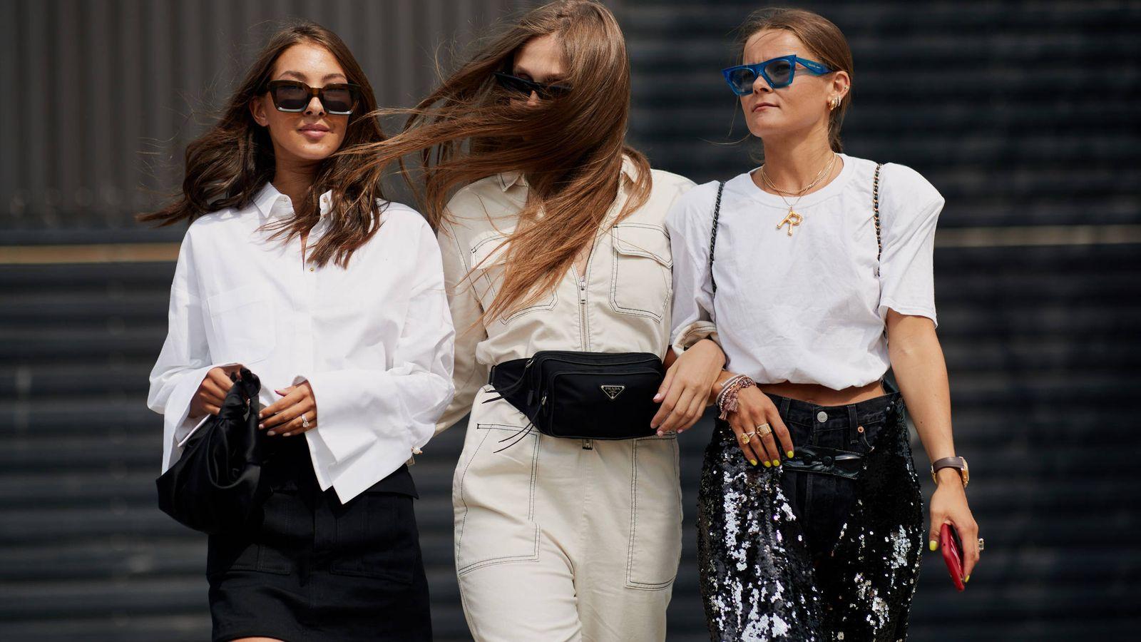 Foto: Descubre cómo una blusa puede convertirse en tu nuevo aliado festivo. (Imaxtree)