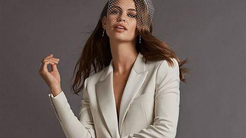 Novias modernas: del top y la falda a los trajes chaqueta