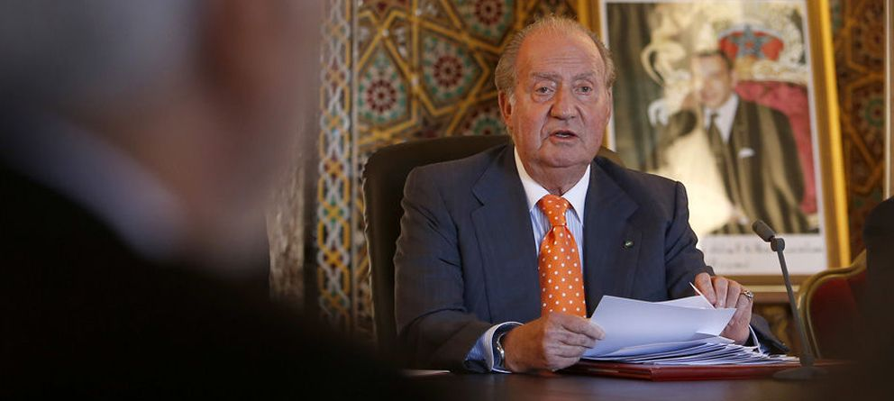 Foto: El Rey don Juan Carlos, en una imagen de archivo (i.c.)