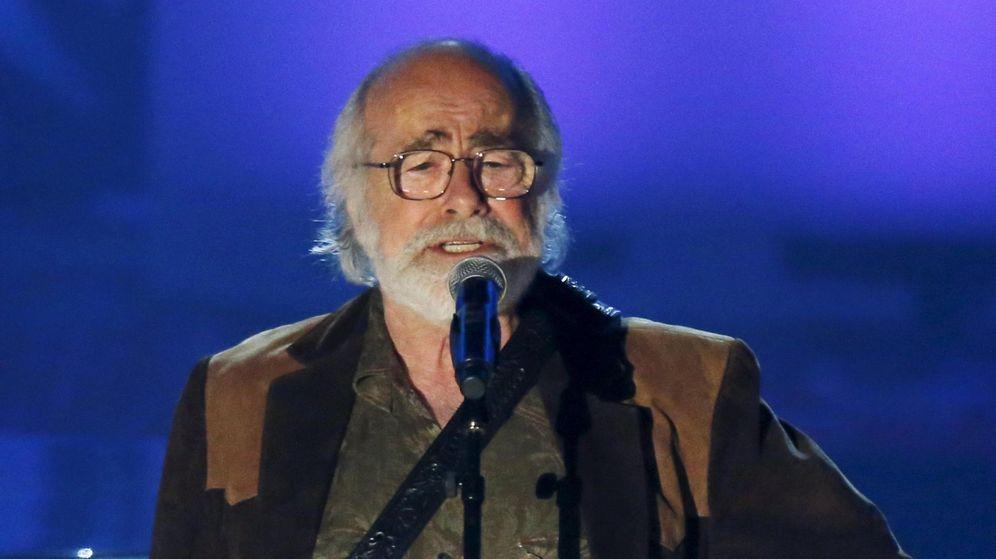 Foto: El letrista de Grateful Dead, Robert Hunter, ha fallecido a los 78 años. (Reuters)