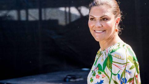Victoria de Suecia: un vestido reciclado para un discurso conmovedor
