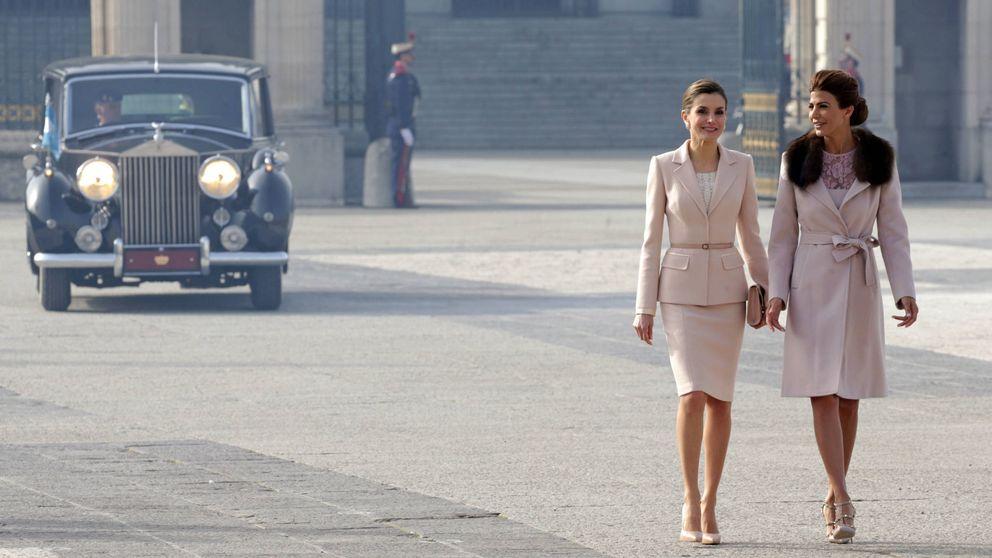 Visita de Estado de Macri y Juliana Awada a España: Felipe y Letizia, sus anfitriones