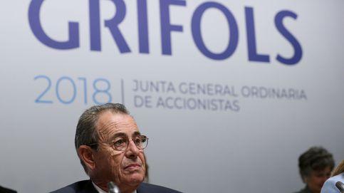 Grifols cae más de un4% a pesar de tener ingresos récord de 5.099M