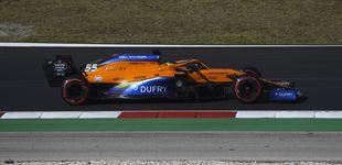 Post de Carlos Sainz y McLaren recuperan pólvora y mecha para un revuelto GP de Portugal