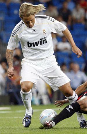 Míchel Salgado ultima su marcha del Real Madrid