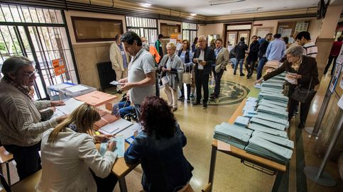 Elecciones municipales 2019, en directo: la jornada sigue sin incidentes en la recta final