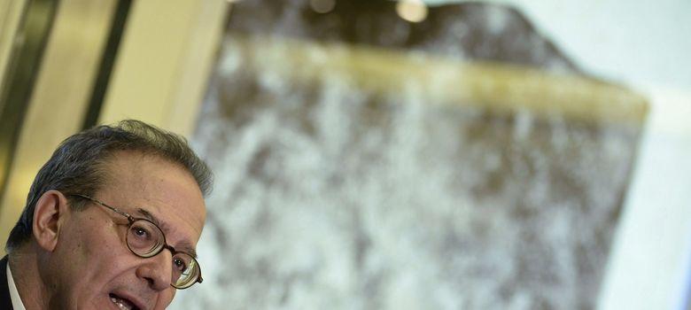 Foto: El director general del FROB, Antonio Carrascosa. (EFE)