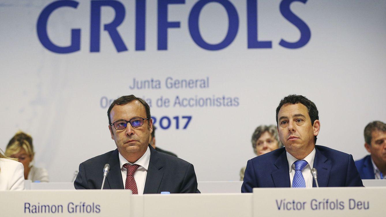 Los políticos se olvidan de Grifols para traer la Agencia del Medicamento a Barcelona