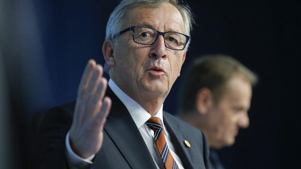 Foto: Jean-Claude Juncker, presidente de la Comisión Europea. (EFE)