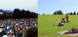 Post de ¿A la caza de un yacimiento 'hippie'? Un equipo de arqueólogos en Woodstock 69