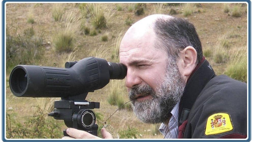 Foto: Jesús Casas Grande, autor de este artículo.