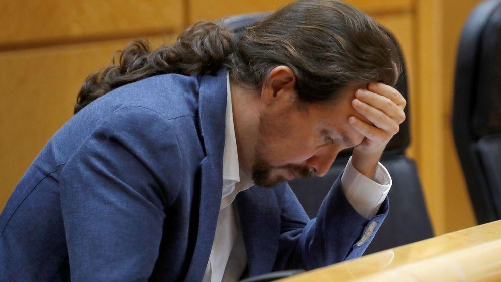 El tronante silencio del vicepresidente Iglesias