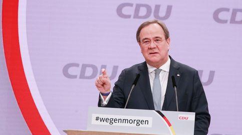 Armin Laschet gana las elecciones acomo nuevo presidente de la CDU de Merkel
