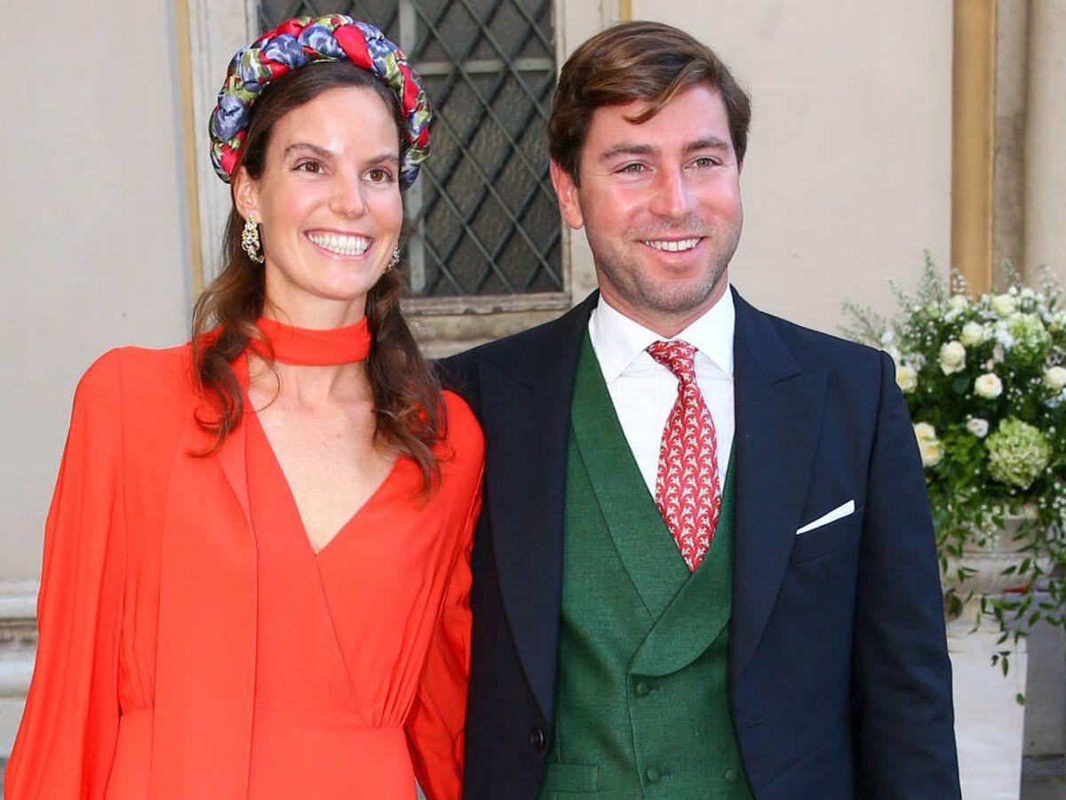 Foto: La princesa Marie Astrid de Liechtenstein y su prometido. (Gtres)