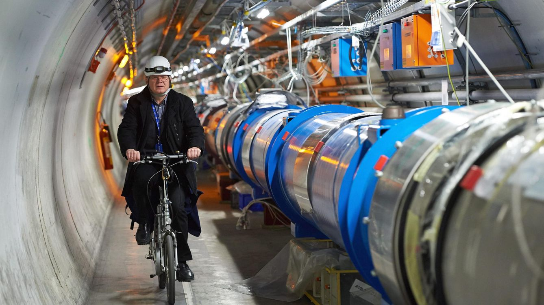 Materia oscura, supersimetría... Esto es lo que buscará el 'nuevo' acelerador LHC