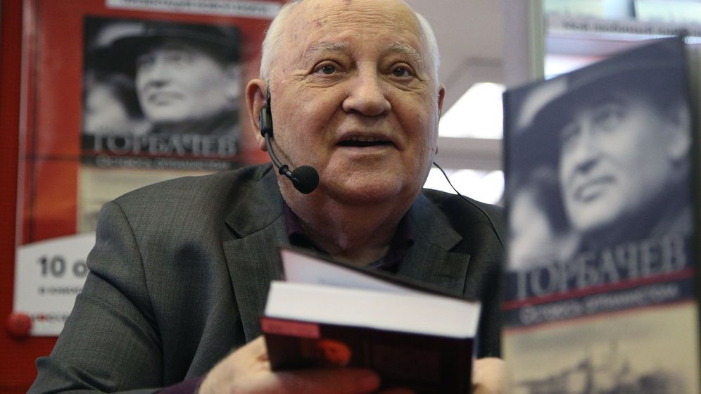 Foto: Mijaíl Gorbachov. (EFE)