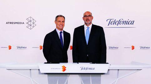 Atresmedia sube más de un 3% en Bolsa tras unirse con Telefónica contra Netflix