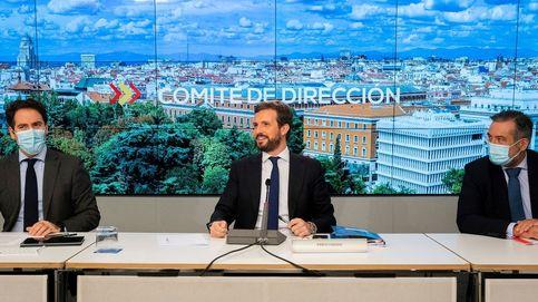 Casado avala la versión de Enrique López y afirma que el PP no negoció con Bárcenas