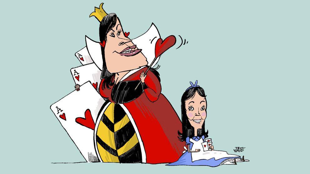 Carmen Martínez-Bordiú merece el título de 'reina de corazones' y no Isabel Preysler