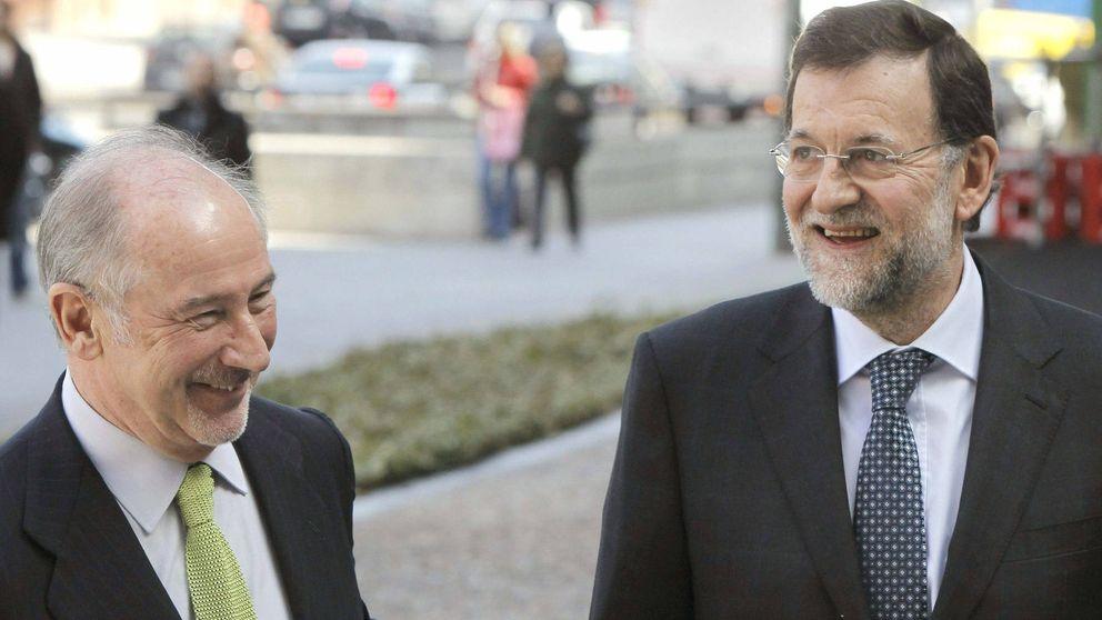 Rajoy se lava las manos sobre Rato y presume de limpieza en Bankia
