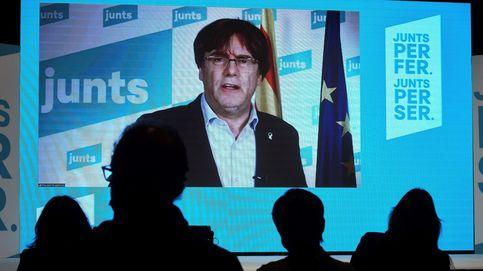 Puigdemont pagó propaganda política en la campaña del 14-F a través de empresas de Estonia