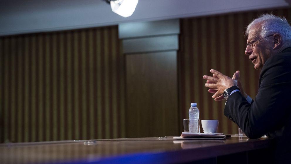 Josep Borrell tacha la convocatoria del referéndum de golpe de Estado