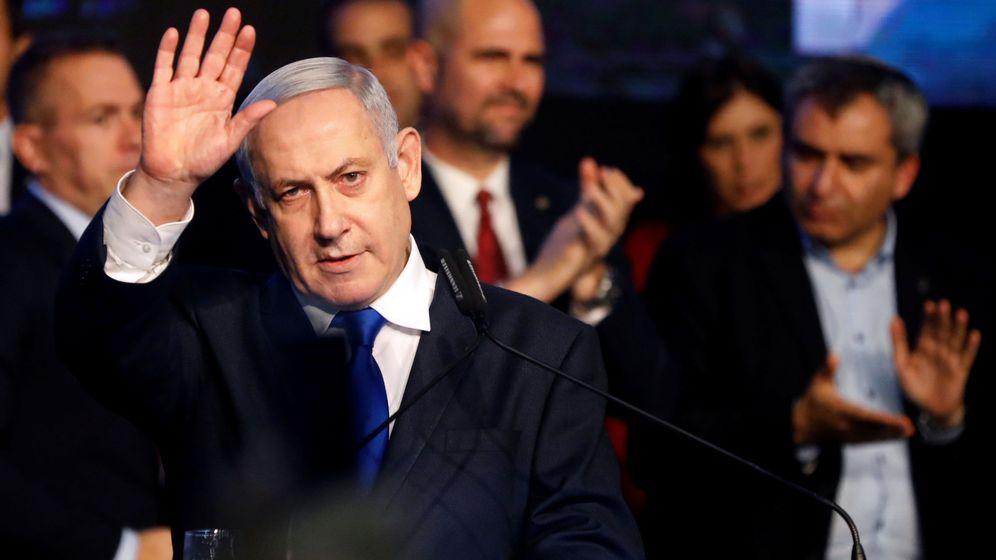 Foto: El primer ministro Benjamín Netanyahu. (Reuters)