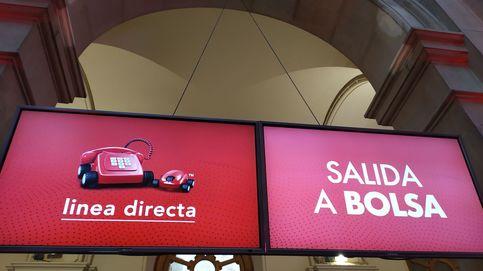 Línea Directa gana 58,2 M, un 1,2% menos, en sus primeros resultados tras salir a bolsa