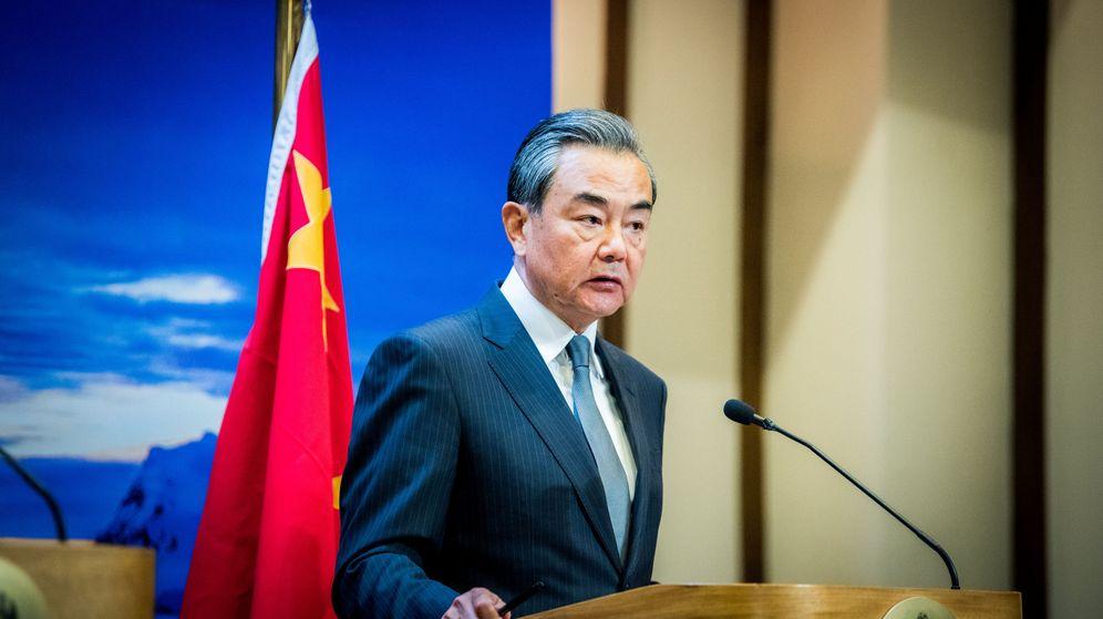 Foto: El ministro de exteriores chino, Wang Yi. (Reuters)