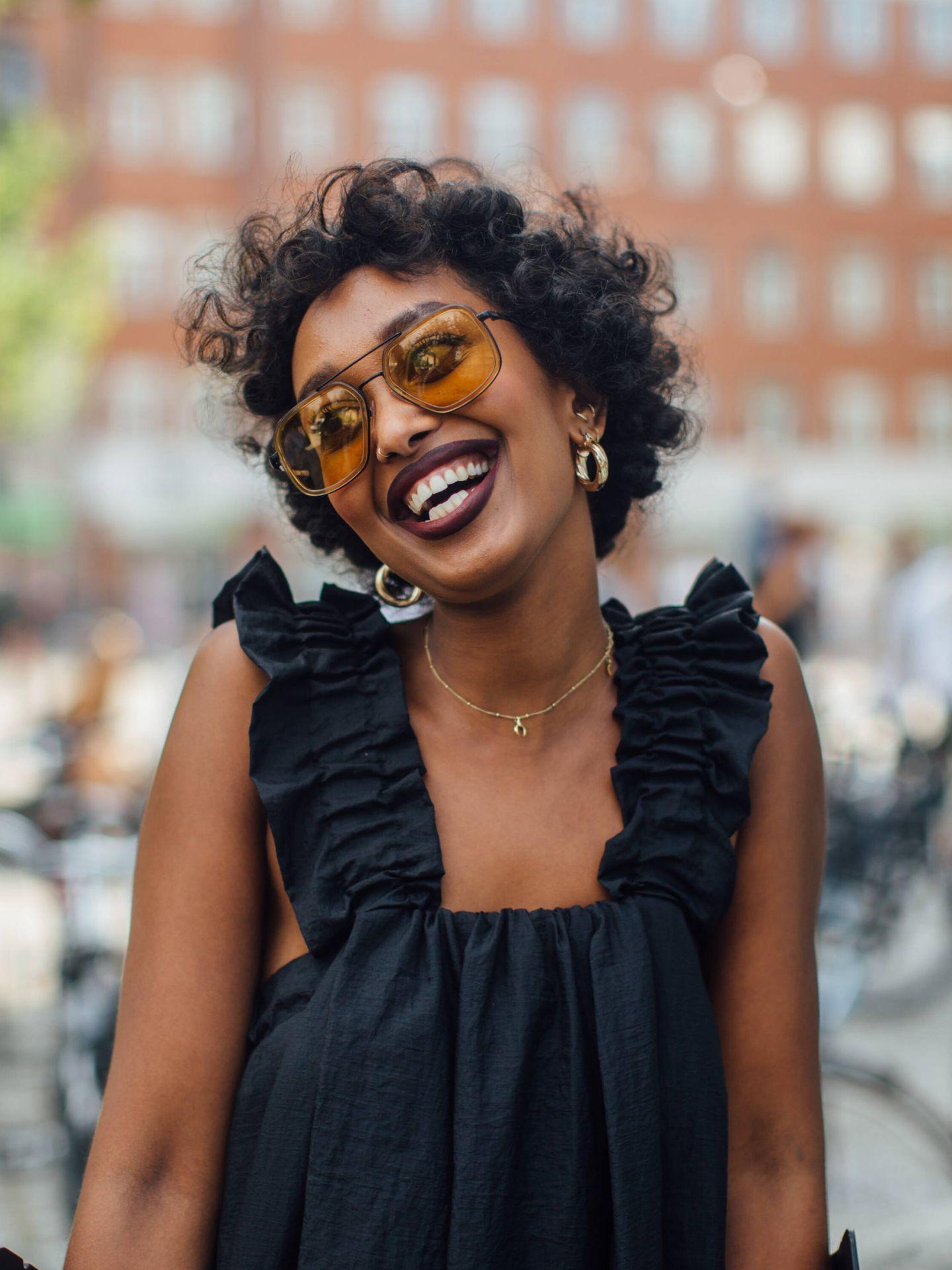 Dos tercios de la población femenina mundial no tienen el pelo liso. (Imaxtree)