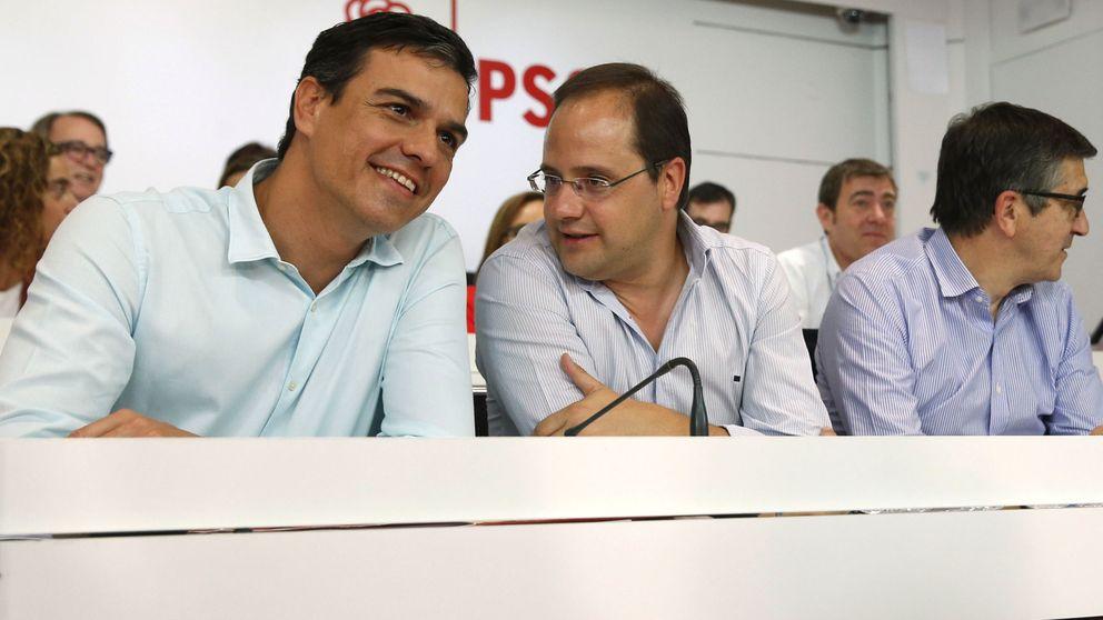 Sánchez: Somos la oposición y la alternativa y votaremos en contra de Rajoy