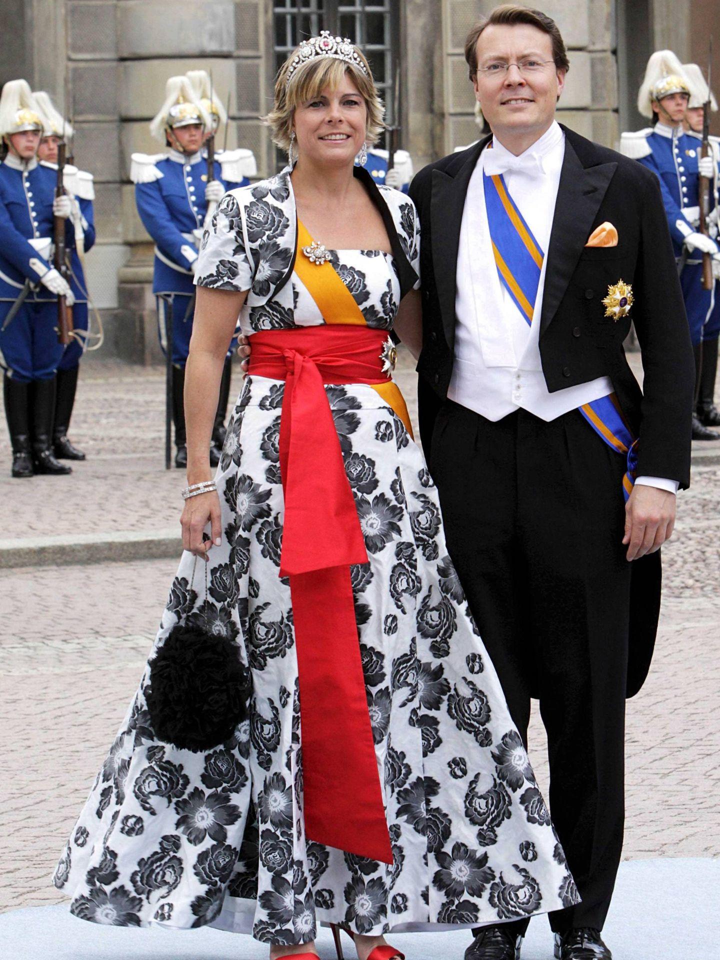 La princesa Laurentien y el príncipe Constantin. (Cordon Press)