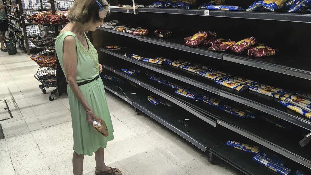 Una cadena de supermercados reserva una hora para que compren los mayores