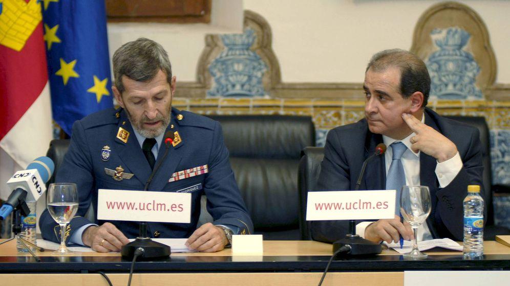 Foto: Francisco Pardo, nuevo director general de la Policía, en una imagen de archivo (EFE)