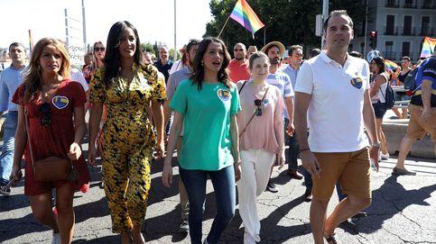 Rivera y Arrimadas piden la dimisión de Marlaska por el odio contra Cs en el Orgullo