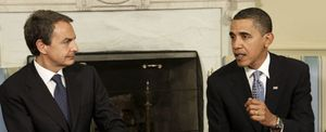 Obama invita a Zapatero a participar en cumbre de seguridad nuclear de abril