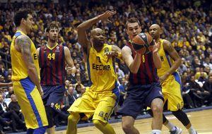 El Barcelona necesita algo diferente porque Tomic ya no es suficiente