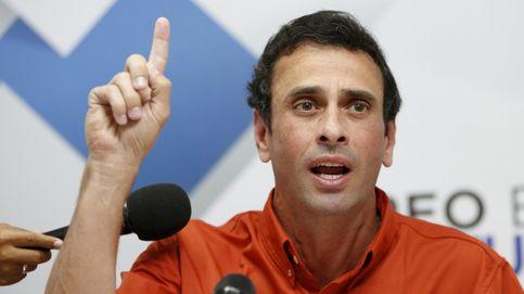 """Henrique Capriles: """"No veo modo de que el Gobierno gane"""""""