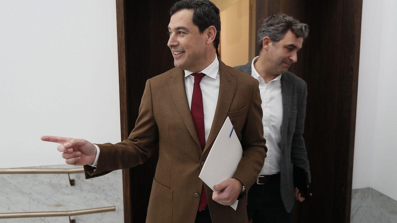 Un inspector de Hacienda y un profesor del IE: dupla económica de Moreno en la Junta