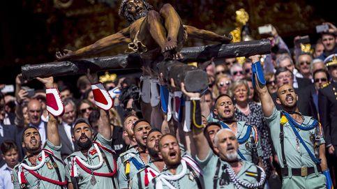 De Ferrol a Sevilla pasando por Madrid: las procesiones de la Semana Santa en imágenes