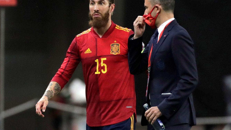 Ramos y Aspas, fuera de los más de 40 convocados por Luis Enrique para la Euro