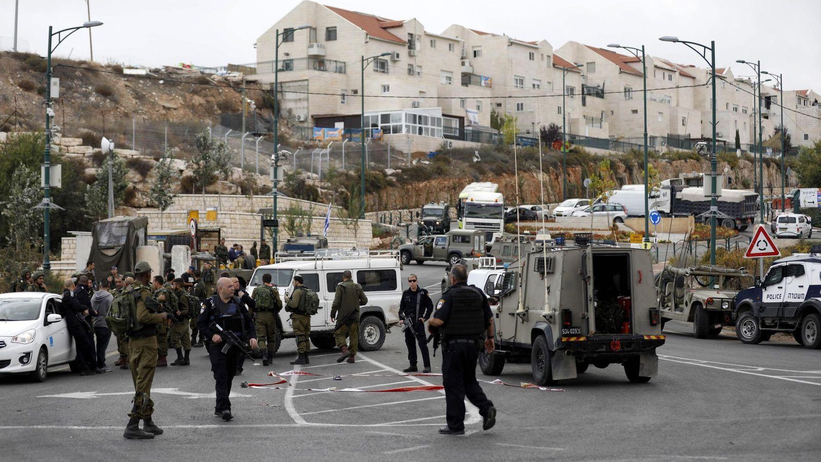 Foto: Los territorios ocupados de Cisjordania son fuente de disputa continua (EFE/Abed Al Hashlamoun)