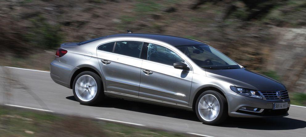Foto: Volkswagen CC, mucha personalidad