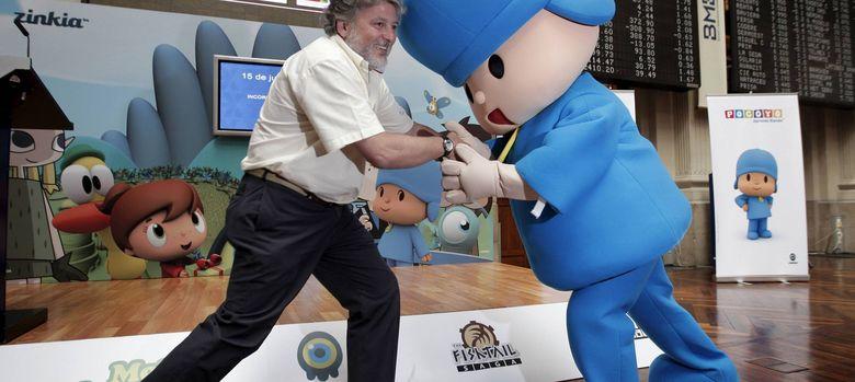 Foto: José María Castillejo se queda solo en su huida hacia delante con los bonos de Pocoyó