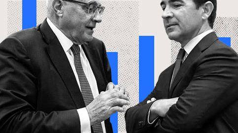Balance a 6 meses del divorcio: Sabadell sube un 51%, 13 puntos más que BBVA