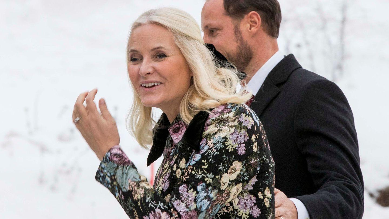 Los príncipes noruegos. (Reuters)