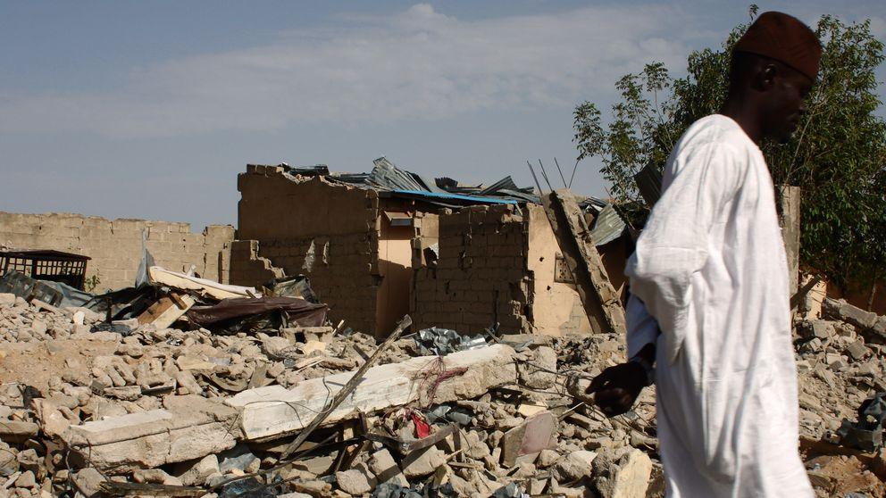 En la madriguera de Boko Haram, la milicia que masacra niños