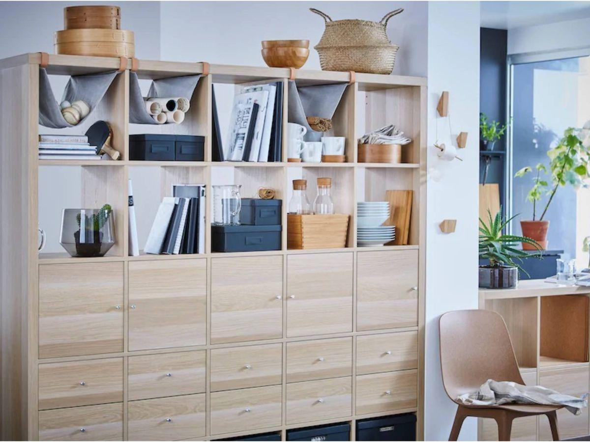 Foto: Los muebles de madera dan calor al hogar. (Cortesía)