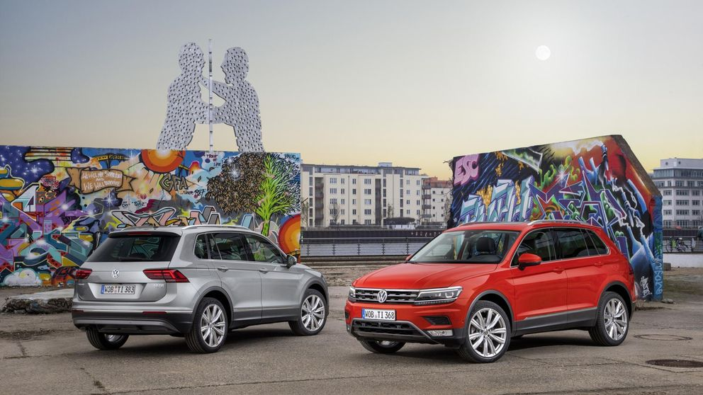 Nuevo Volkswagen Tiguan, el coche para salir de la crisis